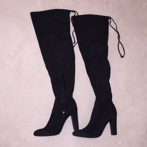 Unisa Thigh-High Boots
